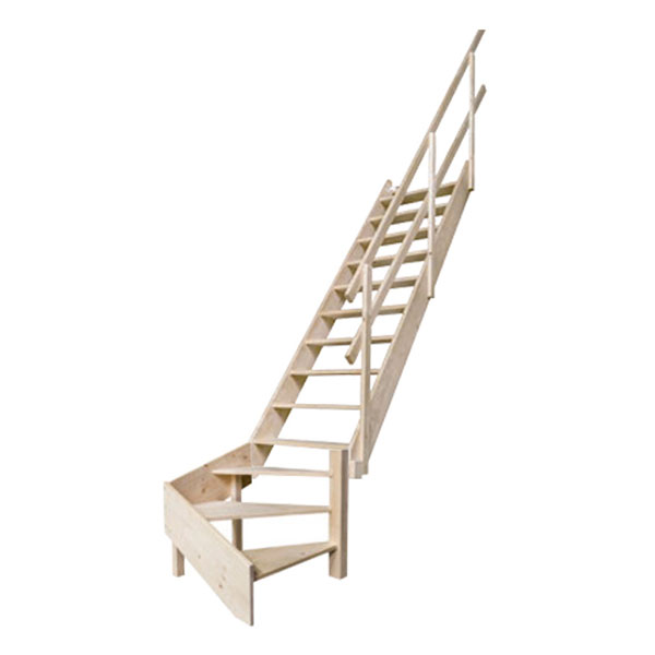 escalier meunier bois MSW R