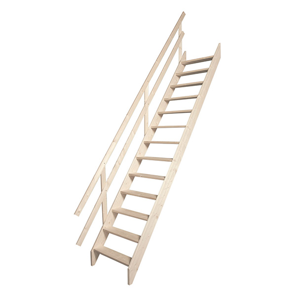 escalier meunier bois msu rampes