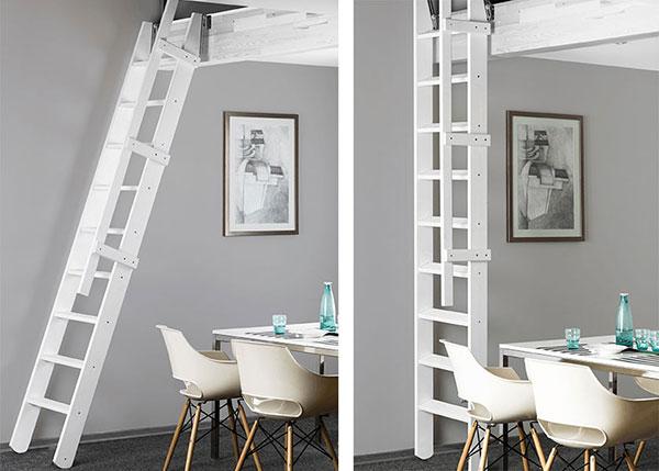 escalier meunier msp blanc