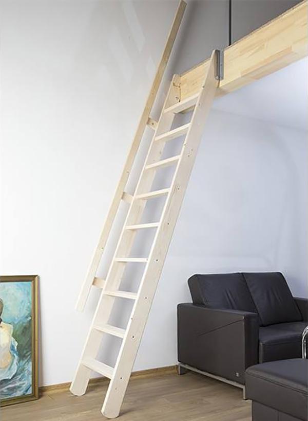 Escalier Mezzanine Escamotable