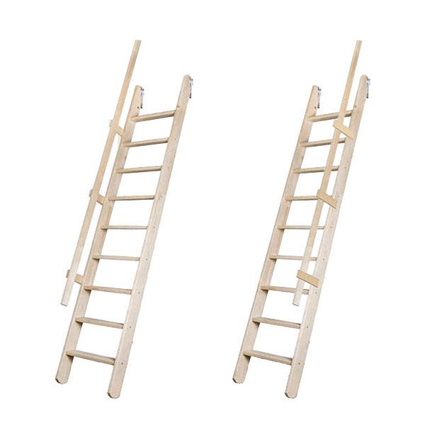 escalier meunier msp rampe droite gauche