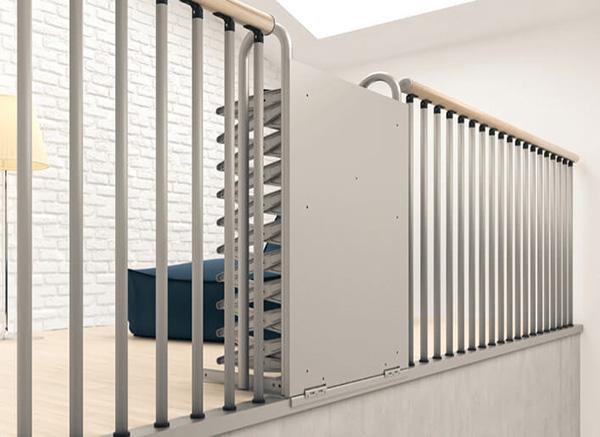 Escalier escamotable Palco fermé