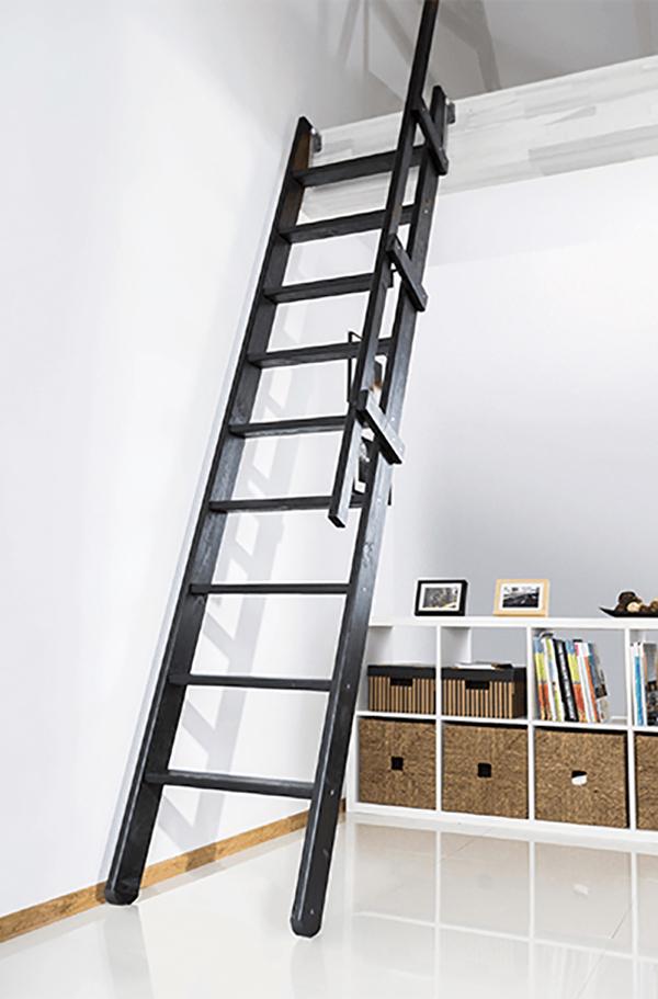 escalier msp noir