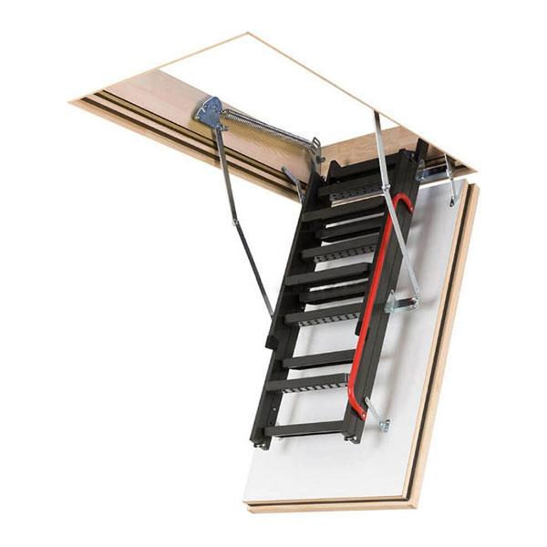 escalier plie trappe