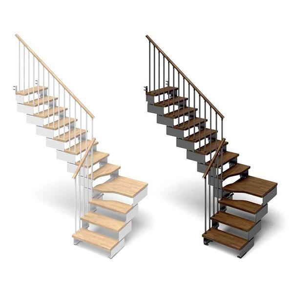 escalier quart tournant KOMPO LT