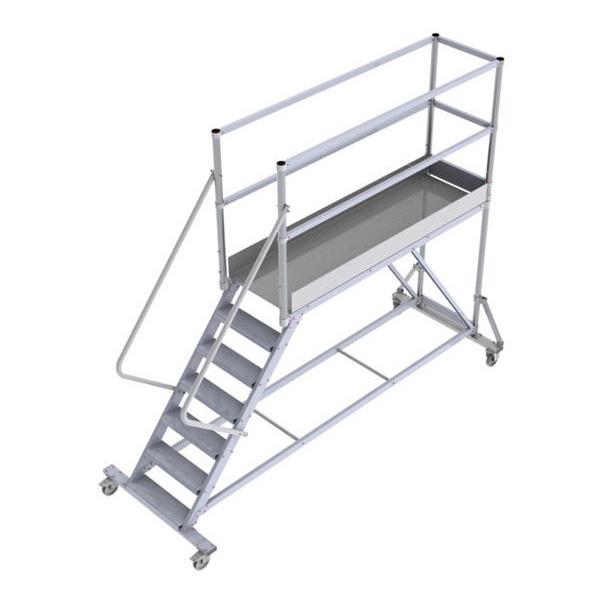 escalier roulant ptf200pt