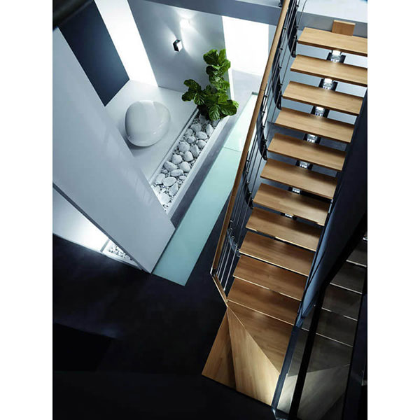 escalier sur mesure tournant prima