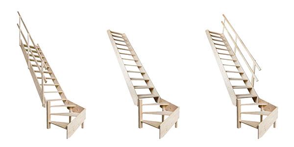 gamme escalier meunier bois MSW L