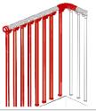 garde corps escalier metal