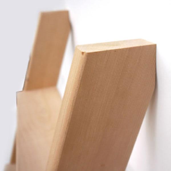 haut echelle simple bois BSMEU