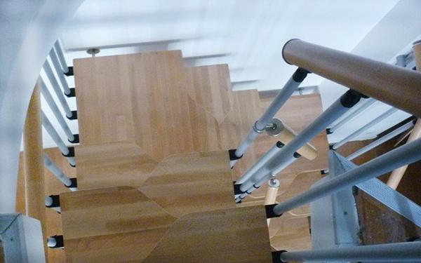 marches escalier petits espaces