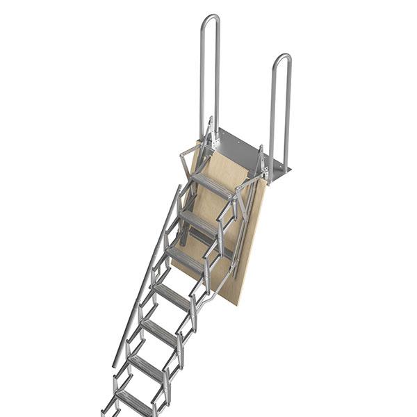 palco accordeon rampe gauche