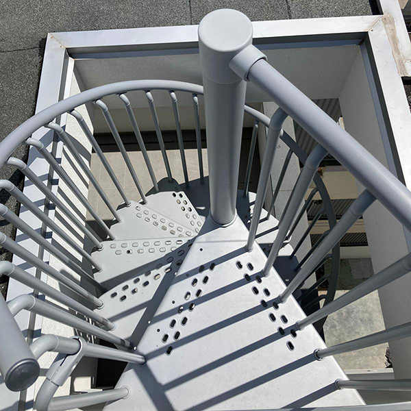 plateau escalier colimacon 9E1200