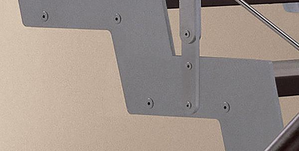 rampe escalier minimal plus etrier I