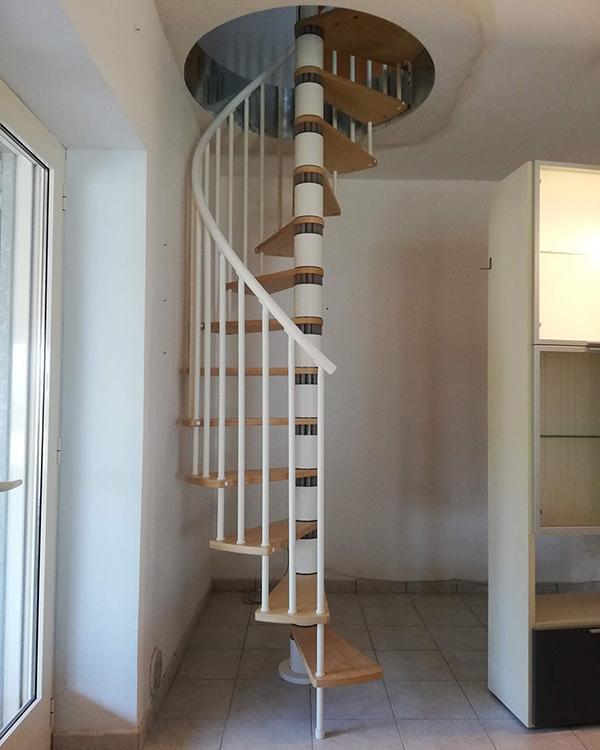 situation escalier espace reduit HOOP