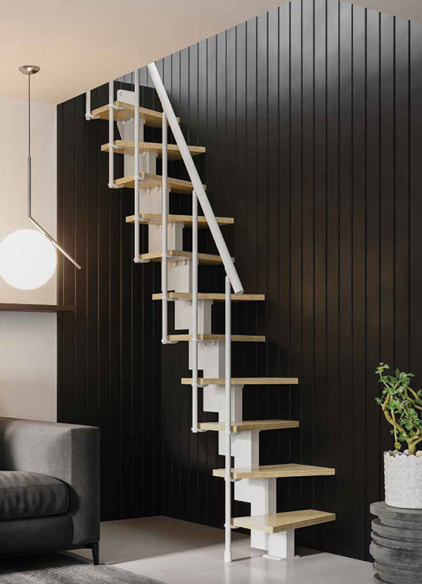 situation escalier gain place small
