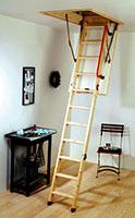 escalier escamotable grande hauteur