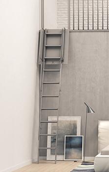 Escalier de meunier escamotable Palco