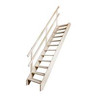 escalier de meunier bois de de hauteur. Black Bedroom Furniture Sets. Home Design Ideas