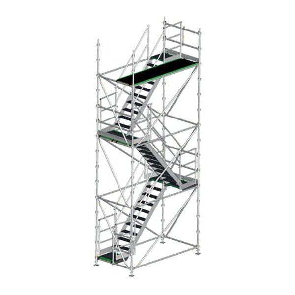 Escalier de chantier UNISTEP