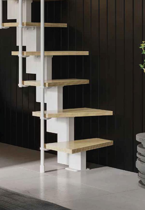 zoom escalier petits espaces small