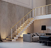 Escalier droit Composity