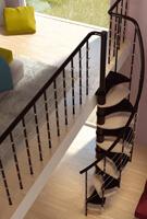 Escalier japonais id al pour un espace r duit escalier pas japonais - Escalier pas japonais pas cher ...