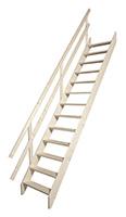 Escalier de meunier en bois MSU
