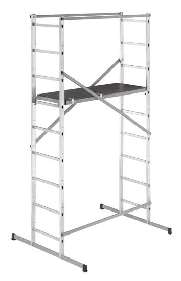 echafaudage escalier 9474