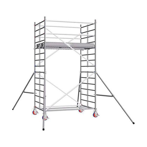 gerustbau rollende docker VSL 150 266