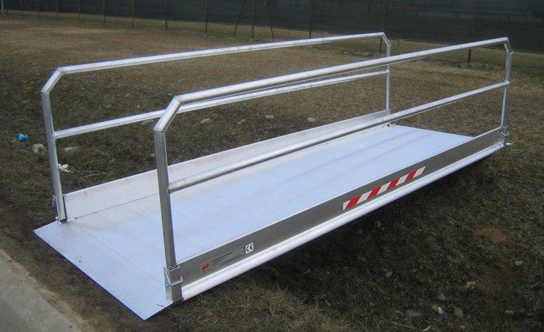plattform bruecke