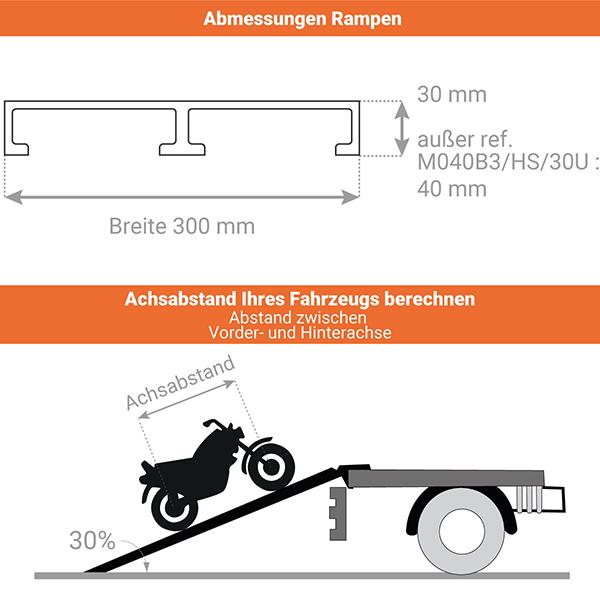 schema laderampe m030B3 moto