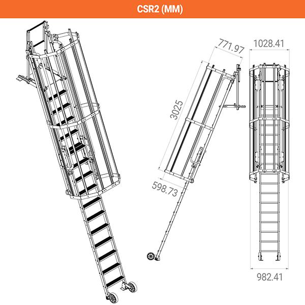 crinoline csr2
