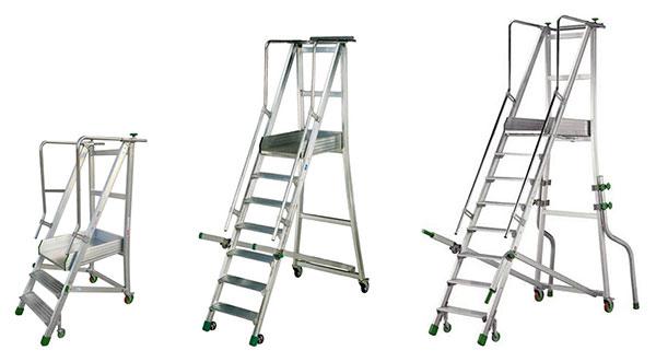 produktpalette stehleiter CA0 50
