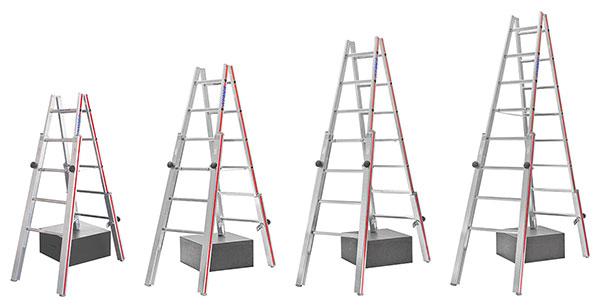 produktpalette treppenstehleiter 4123