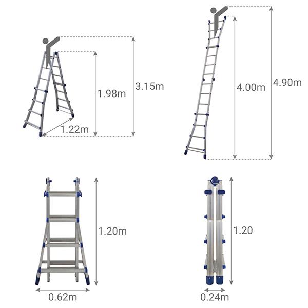 schema teleskopleiter BB2