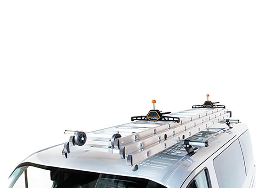 verwendung Leiterbefestigung fuer Dachtraeger
