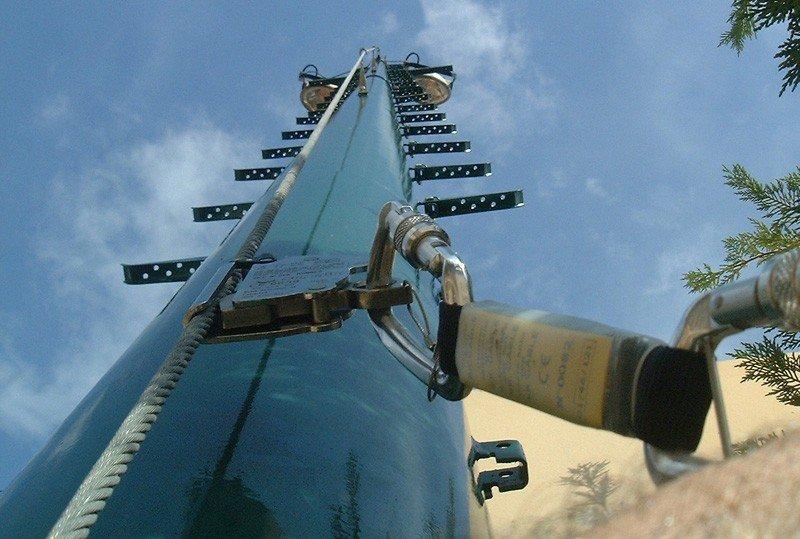 ligne de vie verticale