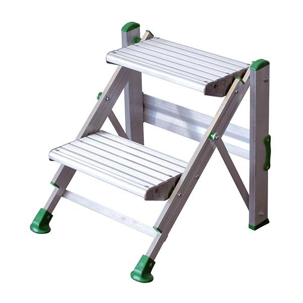marchepied pliable aluminium pour utilisations diverses. Black Bedroom Furniture Sets. Home Design Ideas