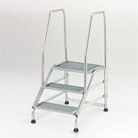 Kit de rampes latérales pour marchepied Modul