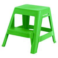 Marchepied plastique Vert