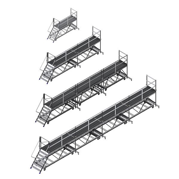 gamma piattaforma da carico PFDC
