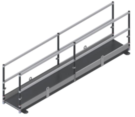 piattaforma di attraversamento