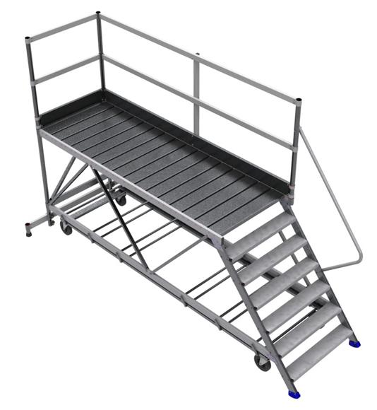 piattaforma di carico