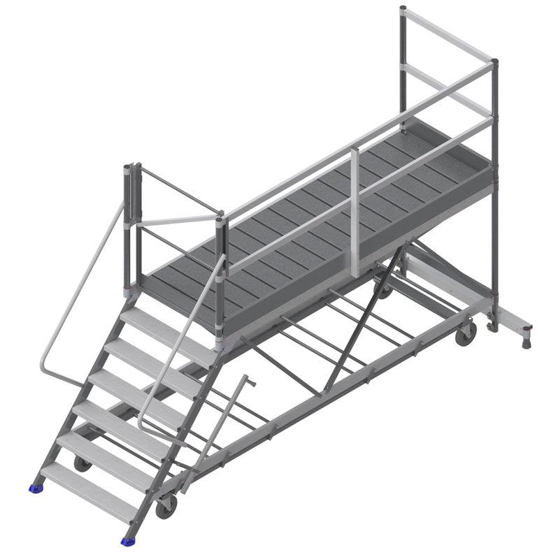 piattaforma di carico 3.00m