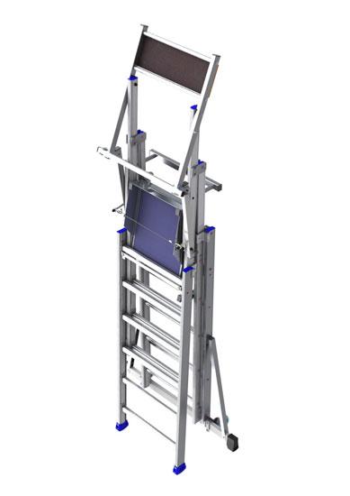 piattaforma piegata pir250