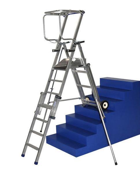 plateforme tandem7 escaliers
