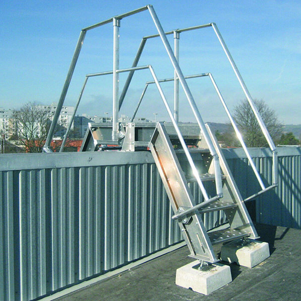 scala a ponte sumisura