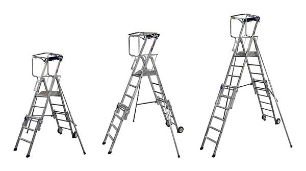 gamme pirl telescopique PIRLXT