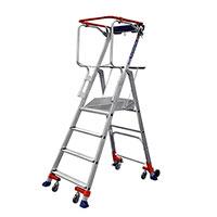 PIRL Roulante Wheelys - Modèle 4 marches